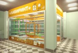 Дизайн магазина ГН 1
