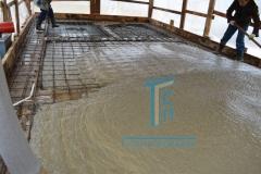 Строительство каркасной бани 16