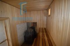 Строительство каркасной бани 28