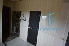 Строительство каркасной бани 30