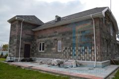 строительство дома из арболитовых блоков 01