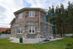 строительство дома из арболитовых блоков 02