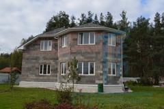 строительство дома из арболитовых блоков 03