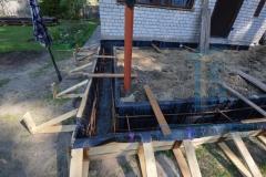 Строительство пристройки в Киржачском районе 3