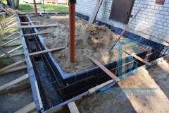 Строительство пристройки в Киржачском районе 6