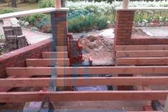 строительство террасы 5
