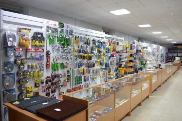 магазин ГорСтрой на А-108ой